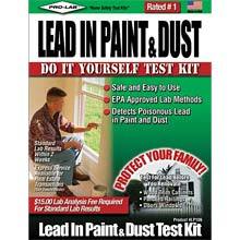 Important Lead Paint Info for Homeowners and Do It Yourselfers!