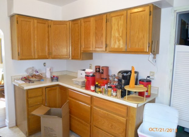 Kitchen Remodel – Before and After Pictures
